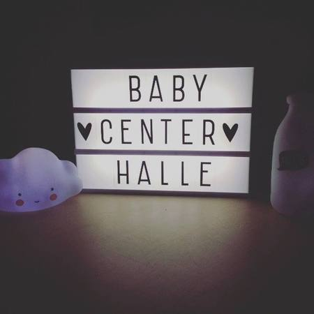 Babycenter Decoratie Halle